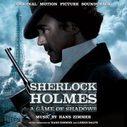 Hans Zimmer: Sherlock Holmes: A Game Of Shadows (Smoke Colored Vinyl) - Plak