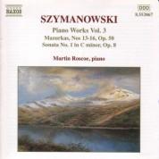 Szymanowski: Piano Works, Vol.  3 - CD
