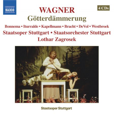 Lothar Zagrosek: Wagner, R.: Gotterdammerung (Ring Cycle 4) - CD