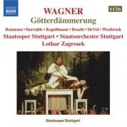 Lothar Zagrosek: Wagner, R.: Gotterdammerung (Ring Cycle 4) - CD