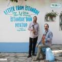 Derya Türkan, Sokratis Sinopoulos: İstanbul'dan Mektup 2 / Letter From İstanbul 2 - CD