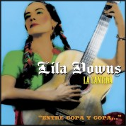 Lila Downs: Cantina Entre Copa & Copa - CD