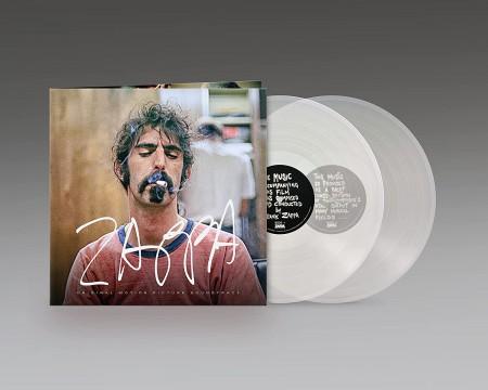 Frank Zappa: Zappa  (Limited Edition - Clear Vinyl) - Plak