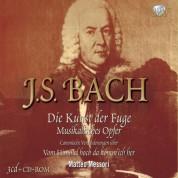 Cappella Augustana, Matteo Messori: J.S. Bach: Die Kunst der Fuge - CD