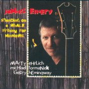 James Emery: Standing On The Whale - CD