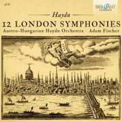 Austro-Hungarian Haydn Orchestra, Adam Fischer: Haydn: The 12 London Symphonies - CD