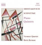 Shostakovich / Schnittke: Piano Quintets - CD