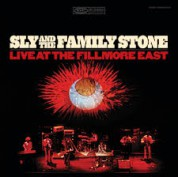Sly And The Family Stone: Live at the Fillmore - Plak