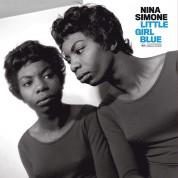 Nina Simone: Little Girl Blue + 1 Bonus Track! (Outstanding New Cover Art!) - Plak