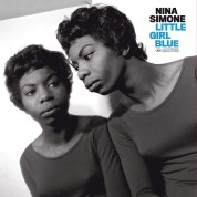 Nina Simone: Little Girl Blue + 1 Bonus Track! (Outstanding New Cover Art!) - Plak