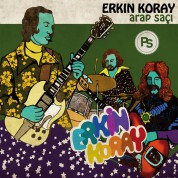 Erkin Koray: Arap Saçı - CD