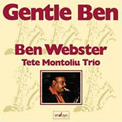 Ben Webster: Gentle Ben (200g-edition) - Plak