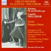 Edwin McArthur: Flagstad, Kirsten / Melchior, Lauritz: Great Wagner Duets (1939-1940) - CD