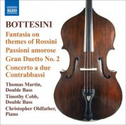Thomas Martin: The Bottesini Collection, Vol. 5 - CD