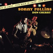 Sonny Rollins: Our Man In Jazz + 3 Bonus Tracks - CD
