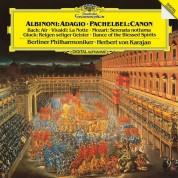 Berliner Philharmoniker, Herbert von Karajan: Albinoni / Pachelbel: Adagio/  Canon - Plak