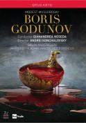Mussorgsky: Boris Godunov - DVD