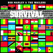 Bob Marley & The Wailers: Survival - Plak