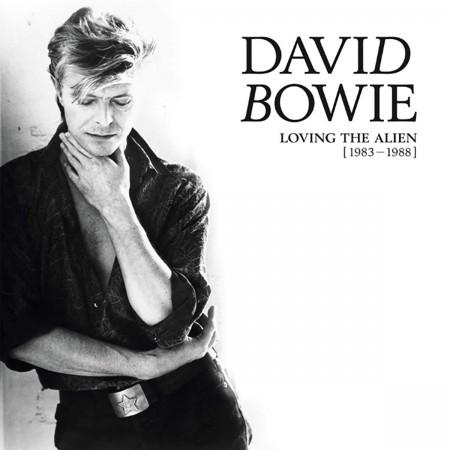 David Bowie: Loving The Alien (1983 - 1988) - Plak