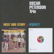 Oscar Peterson: West Side Story + Affinity + 1 Bonus Track - CD