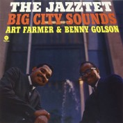 Art Farmer, Benny Golson: The Jazztet Big City Sounds - Plak
