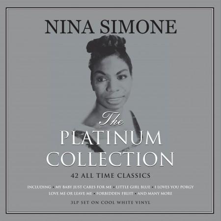 Nina Simone: The Platinum Collection (White Vinyl) - Plak