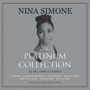 Nina Simone: The Platinum Collection (White Vinyl) - Plak