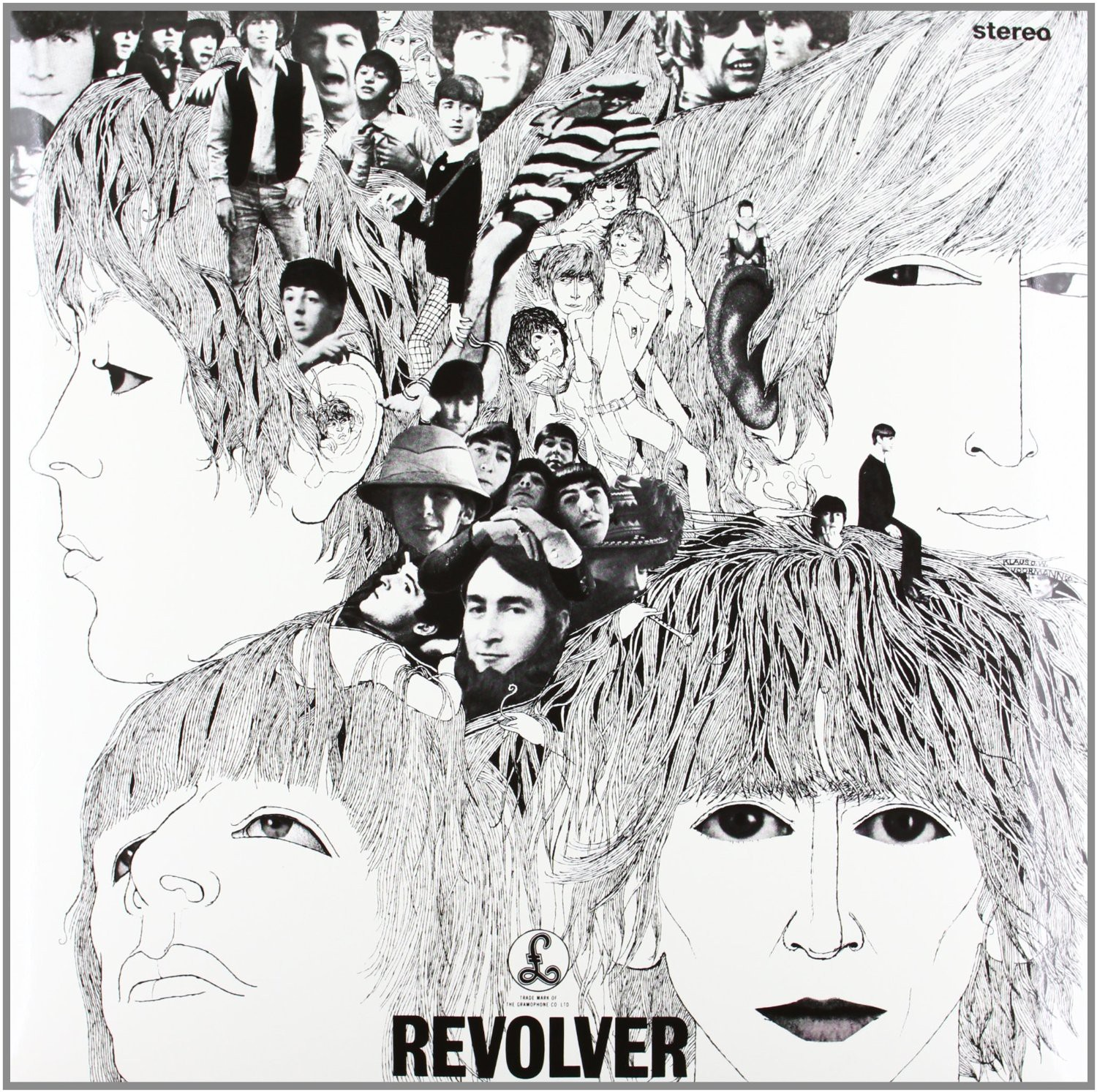 cd the beatles revolver
