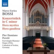 Pier Damiano Peretti: Bossi: Organ Music - CD