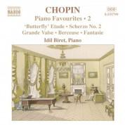 İdil Biret: Chopin: Piano Favourites, Vol. 2 - CD