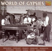 Çeşitli Sanatçılar: World Of Gypsies Vol. 3 - CD