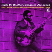 Boogaloo Joe Jones: Right On Brother - CD
