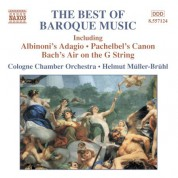 Best of Baroque Music - CD