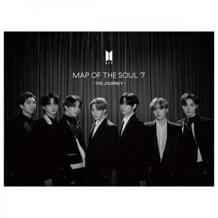 BTS (Bangtan Boys/Beyond The Scene): Map of the Soul 7: ~The Journey~ (Limited C) (56 Page Booklet) - CD