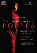 Alice Coote, Danielle de Niese, Emmanuelle Haïm, Orchestra of the Age of Enlightenment: Monteverdi: L'incoronazione Di Poppea - DVD