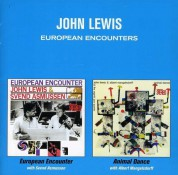 John Lewis: European Encounters - CD