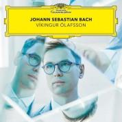 Vikingur Olafsson: Johann Sebastian Bach - CD