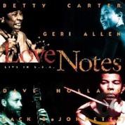 Betty Carter: Love Notes - CD