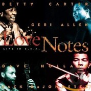 Betty Carter: Love Notes - CD