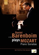 Mozart's 18 Piano Sonatas - Box - DVD