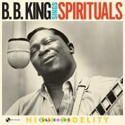 B.B. King: Sings Spirituals + 2 Bonus Tracks! - Plak