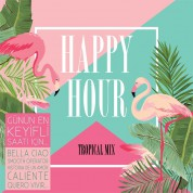Çeşitli Sanatçılar: Happy Hour - Tropical Mix - CD