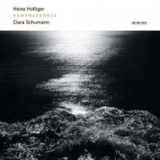 Heinz Holliger / Clara Schumann: Romancendres - CD