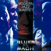 The Modern Jazz Quartet: Blues on Bach - CD