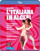 Rossini: L'italiana in Algeri - BluRay