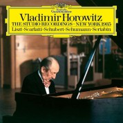 Vladimir Horowitz: Horowitz - Studio Recordings New York 1985 - Plak