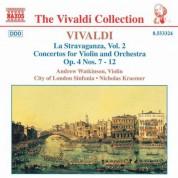 Vivaldi: Violin Concertos Op. 4, Nos. 7-12 - CD
