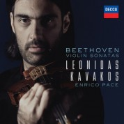 Enrico Pace, Leonidas Kavakos: Beethoven: The Violin Sonatas - CD
